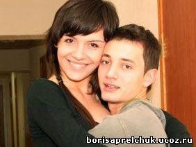 Эрика и Стас Шуринс